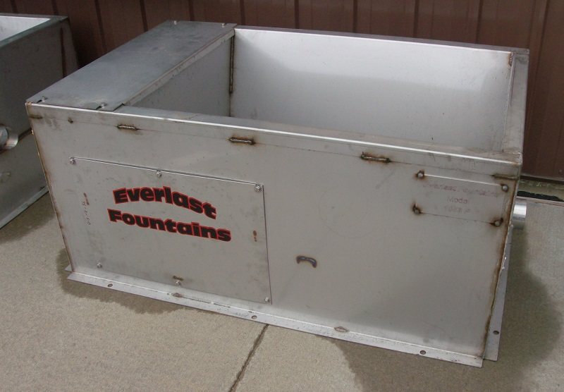 Everlast Fountains - Te Slaa Manufacturing